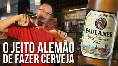 Papo Cervejeiro – O Jeito Alemão de Fazer Cerveja
