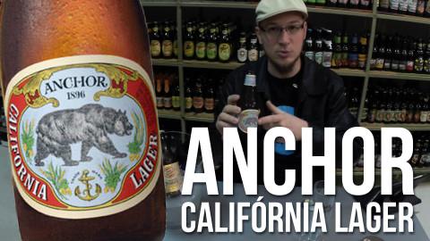 Degustação Cerveja Anchor California Lager