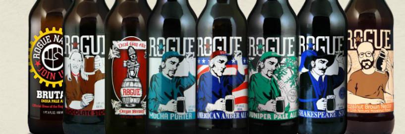 Conheça a história da cervejaria Rogue