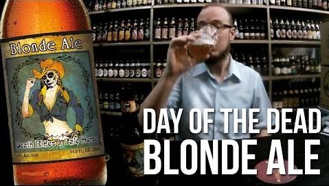 Degustação Cerveja Day of the Dead Blonde Ale