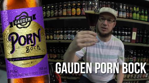 Degustação Cerveja GaudenPorn Bock