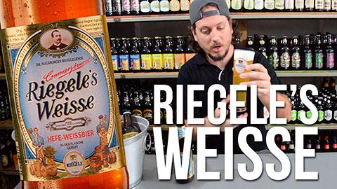 Degustação Cerveja Sebastian Riegele's Weisse