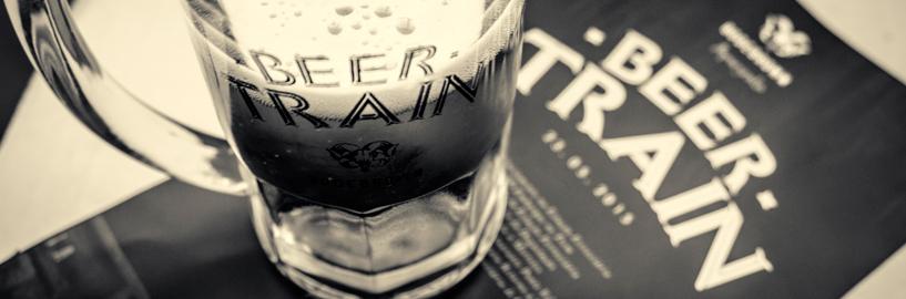 Beer Train: uma iniciativa que reúne o melhor do turismo com boas cervejas