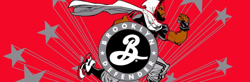 Brooklyn Defender: quando cerveja e quadrinhos se unem!