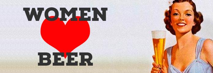 Cerveja não é coisa de mulher