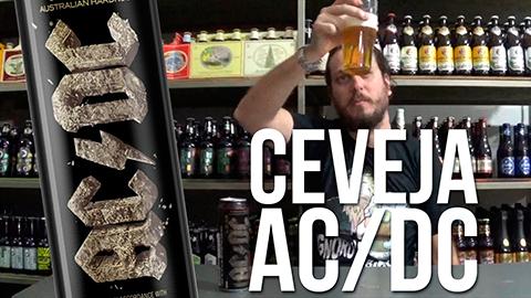 Degustação Cerveja do AC/DC