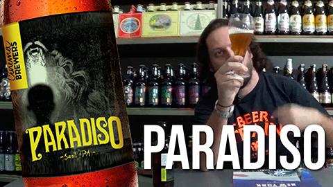 Degustação Cerveja Cinema Brewers Paradiso