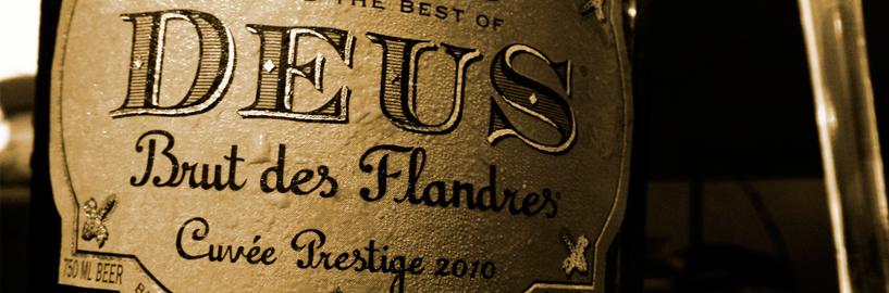 Cerveja Deus Brut des Flandres – Entenda por que ela é tão especial