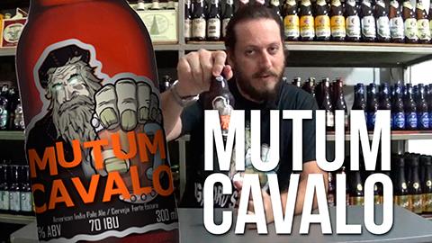 Degustação Cerveja Mutum Cavalo