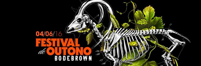 Festival de Outono da Bodebrown agita Curitiba no dia 04