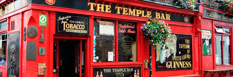 Uma volta por Dublin, a Guinness e seus Pubs