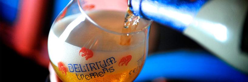 Cervejas Delirium: por dentro do mundo do elefante cor-de-rosa