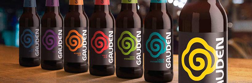 A Cervejaria Gauden Bier está de cara nova. Conheça os rótulos!