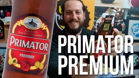 Degustação Primator Premium