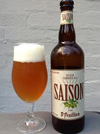 cervejas-para-o-Ano-Novo-St-Feuillien-Saison