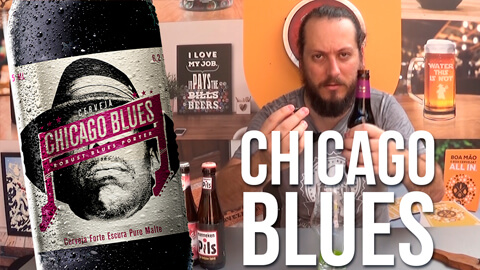 Degustação The Beers Chicago Blues