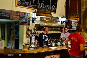 loja La Cerveteca em Barcelona