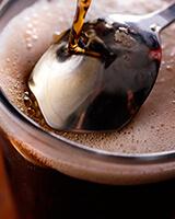 Drink Black Velvet com cerveja