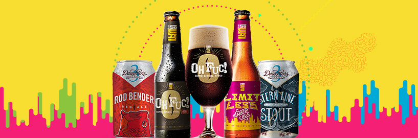 Beer Pack de Julho traz cervejas inéditas para assinantes