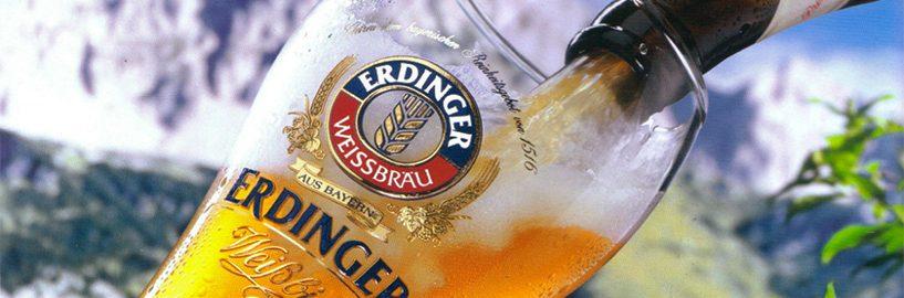 Erdinger: sinônimo de cerveja de trigo em todo o mundo
