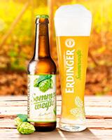 Cerveja Erdinger Sommer Weiss