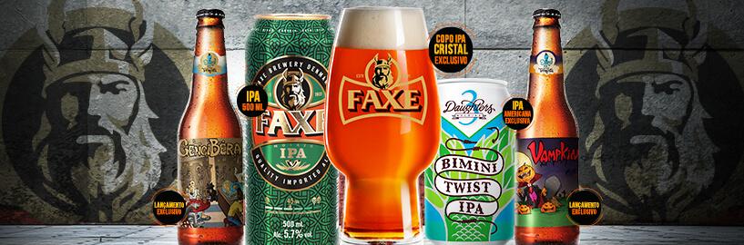Beer Pack de outubro traz cerveja Faxe e lançamentos