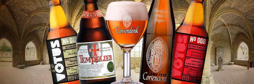 Beer Pack de março –  o mês das belgas