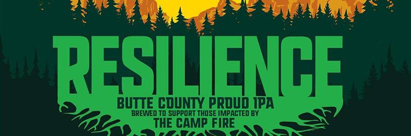 Resilience IPA – a cerveja criada para ajudar as vitimas do Camp Fire