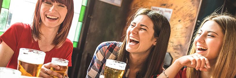Cerveja artesanal não é só pra homem, não!