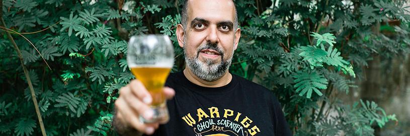 Entrevista com Raphael Rodrigues – um dos um dos primeiros a informar sobre cervejas especiais no país