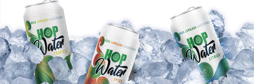 Água lupulada e refrigerante de lúpulo, você já conhece?