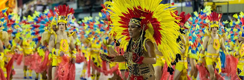 Caindo no samba: cerveja será enredo no Carnaval 2020