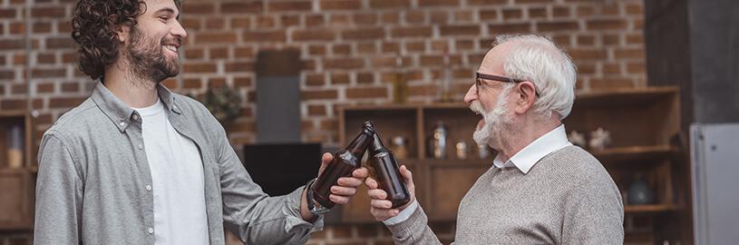 SEXTOU com Dia dos Pais – deguste uma cerveja especial com teu velho!