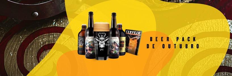 Cervejas do mês – Beer Pack