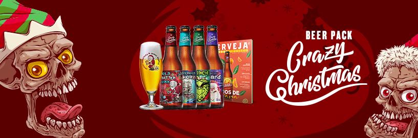 Crazy Christmas – a nova seleção do Beer Pack [novembro]