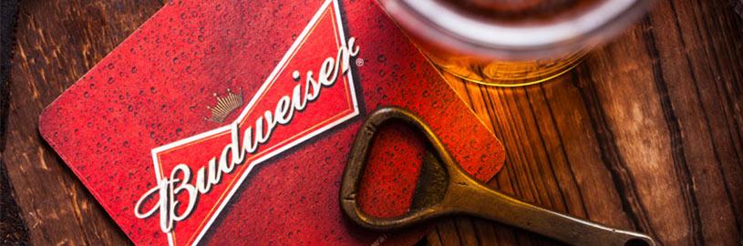 """Budweiser terá produção """"limpa"""" até 2022"""