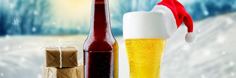 Cerveja para presente de Natal