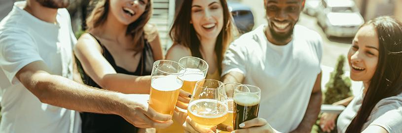 Cervejas nacionais perfeitas para festas