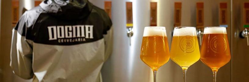 Cervejaria Dogma investe em estrutura e inovação