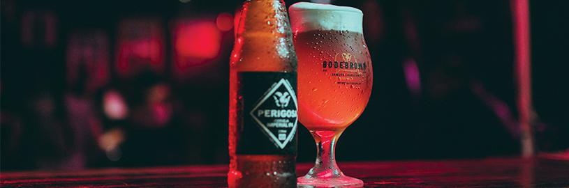 A inspiração e inovação da cervejaria Bodebrown