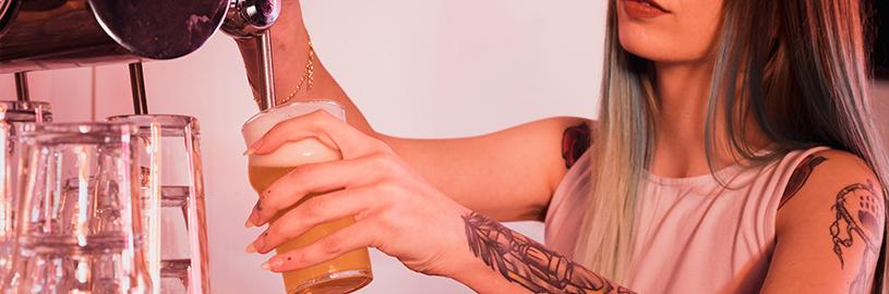 Concurso somente para mulheres cervejeiras