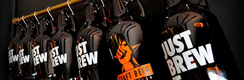 Cervejarias apostam em growlers para aumento das vendas