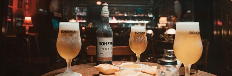 Ajude um Buteco: ação da Bohemia para ajudar bares a superar a crise
