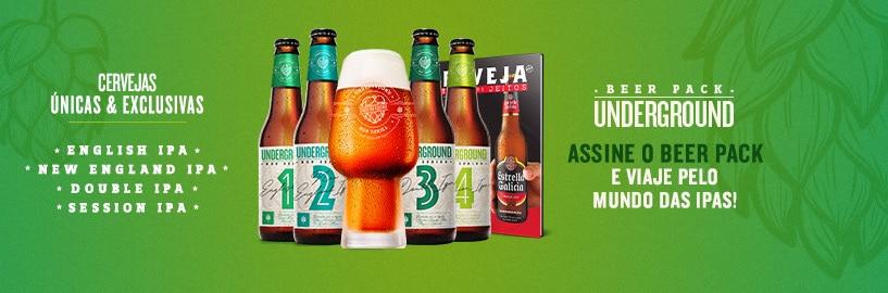 Beer Pack de julho – Coleção Hop Series