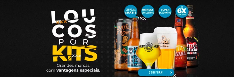 Clube Indica – Kits cervejeiros!
