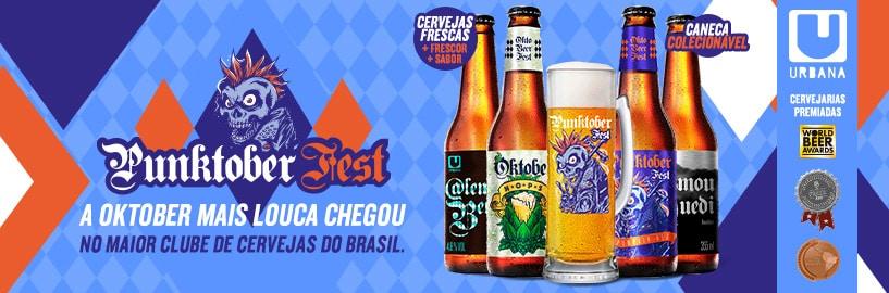 Beer Pack de outubro – mês da Oktoberfest!