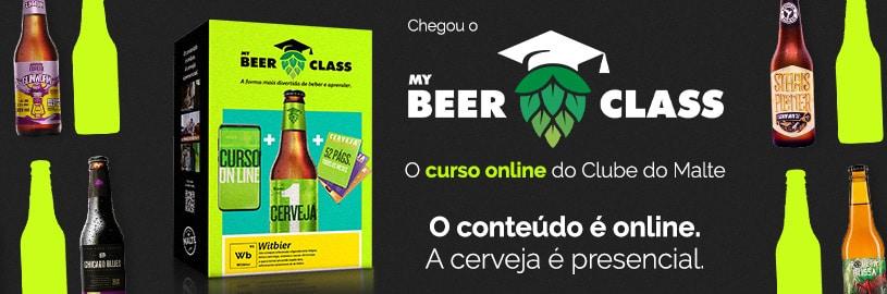 Clube do Malte lança My Beer Class – curso online de cervejas